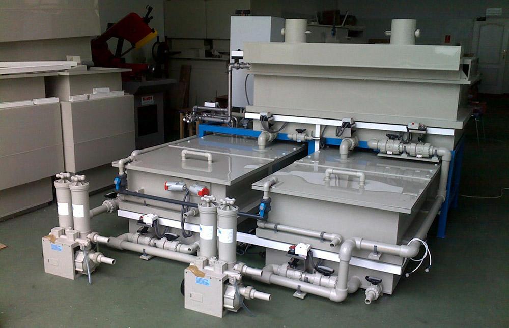 myjki przemysłowe - producent Proster